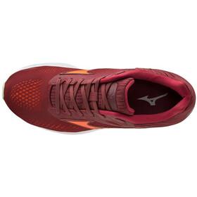 Mizuno Wave Rider 23 Running Shoes Men, red